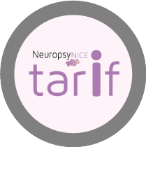 tarif neuropsychologue Nice icone